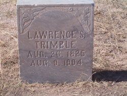 Lawrence Strother Trimble