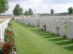 Bailleul Road East Cemetery