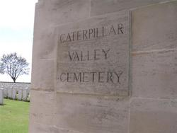 Caterpillar Valley Cemetery, Longueval