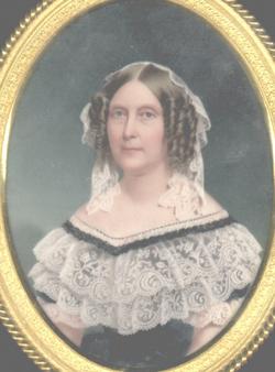 Maria Charlotte <i>Gouverneur</i> Cadwalader