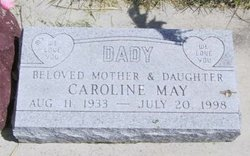 Caroline M <i>Nissen</i> Dady