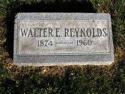 Walter E. Reynolds