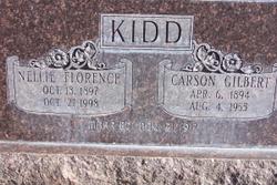 Nellie Florence Kidd