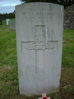 Wilfred Thomas George Belcher