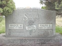 Madge Marie <i>Flock</i> Siple