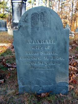 Atarah <i>Hamant</i> Smith