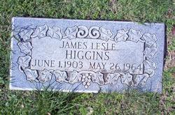 James Lesle Higgins