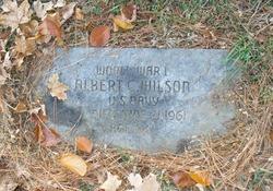 Albert C Wilson