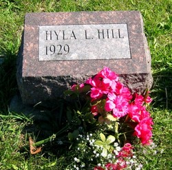 Hyla L. Hill