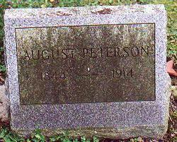 August Peterson