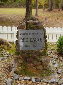 William Red Eagle Weatherford