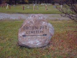 Brown Pet Cemetery