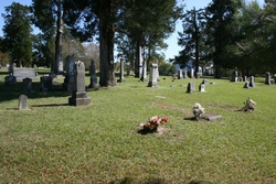 Sharon Methodist Church Cemetery