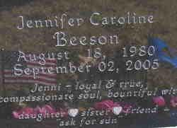 Jennifer Caroline Beeson