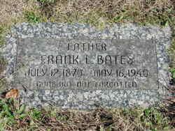 Frank L Bates