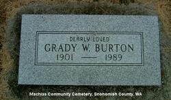 Grady W Burton