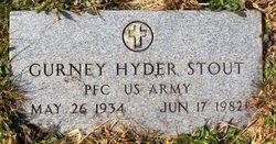 PFC Gurney Hyder Stout