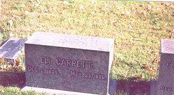 Eli Garrett