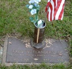 Frederick Walter Flanders, Jr