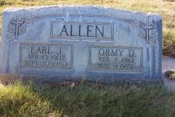 Earl Joseph Allen