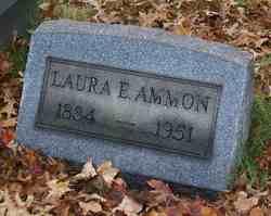Laura E <i>Blakely</i> Ammon