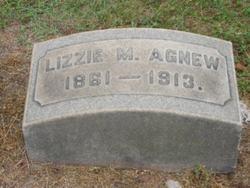 Elizabeth Mohr Lizzie <i>Francis</i> Agnew