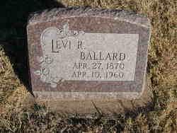 Levi R. Ballard