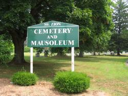 Mount Zion Cemetery and Mausoleum