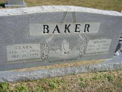 Clara Sue <i>Gilliland</i> Baker