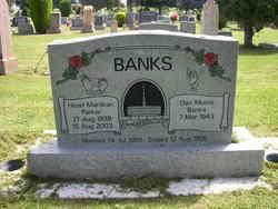 Hazel Mardean <i>Parker</i> Banks