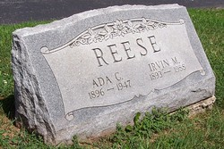 Ada C <i>Schaffner</i> Reese