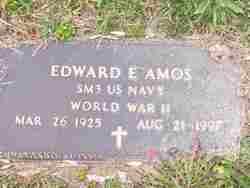 Edward Eugene Amos