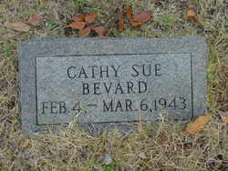 Cathy Sue Bevard