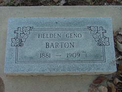 Fielden Geno Barton