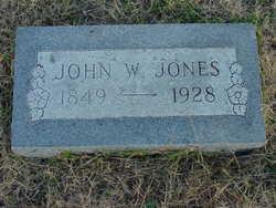 John Wiley Jones