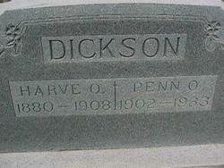 Harve O. Dickson