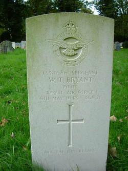 Sgt William Thomas Bryant
