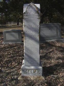 Lucretia <i>Evans</i> Hale