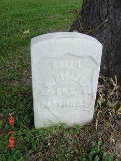 Corp George D Applegate