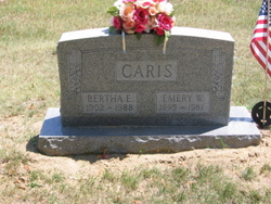 Emery W. Caris