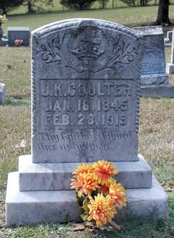 James Knox JK Coulter