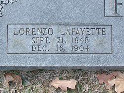 Lorenzo Lafayette Fate Fly