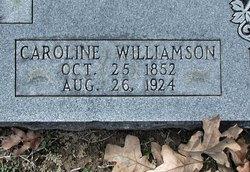 Margaret Caroline <i>Williamson</i> Fly