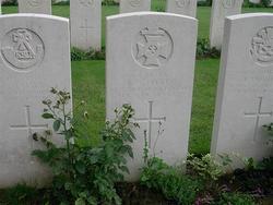 Rifleman Charles William Little