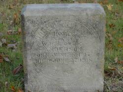 Homer Anderson