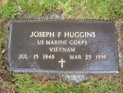 Joseph Frances Joey Huggins