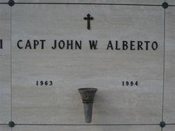 Capt John Alberto