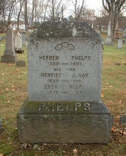 Eben P Phelps