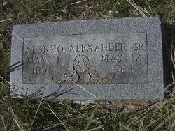 Alonzo Alexander, Sr