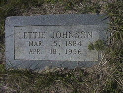 Lettie Allen Johnson